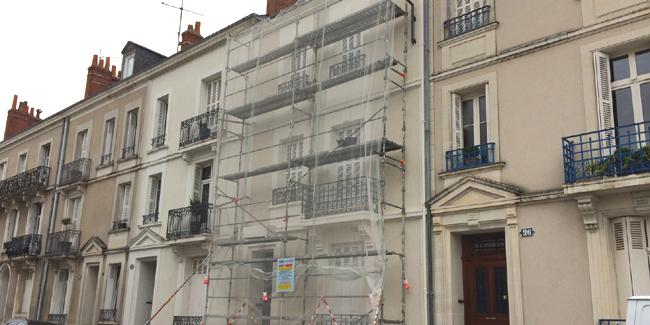 Assurance dommages ouvrage pour ravalement de façade