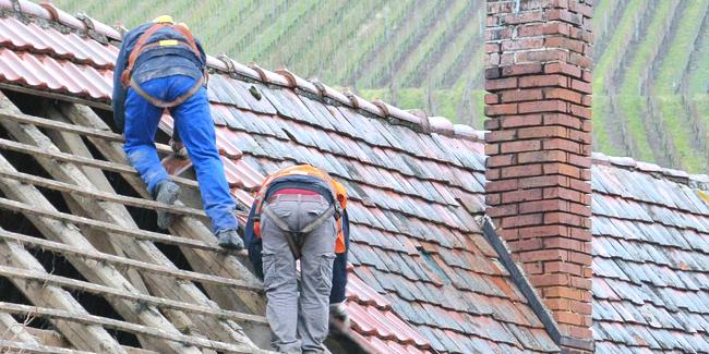 Assurance dommage ouvrage pour réfection toiture