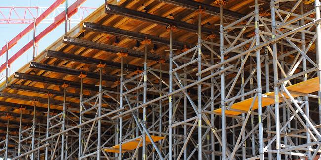 Garantie décennale montage d'échafaudage et étaiement : comparateur, devis et tarif