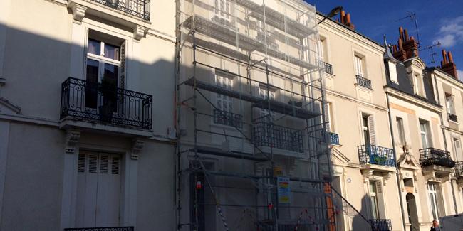 Garantie décennale pour ravalement de façade : comparateur, devis et tarif