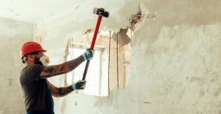 Assurance dommages ouvrage pour l'ouverture d'un mur porteur